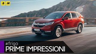 Honda CR-V 2018 | Test 1.5 benzina, no diesel!
