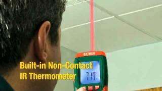 Термоанемометр Extech HD300(, 2011-07-05T06:55:19.000Z)