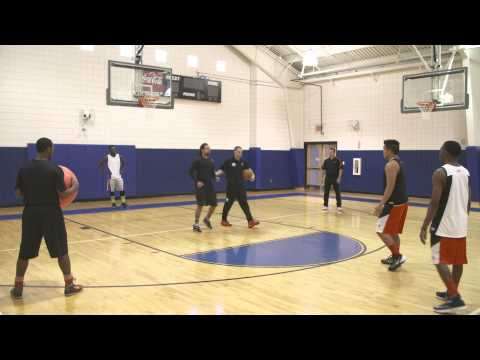 Basketball Drills: The Close Out
