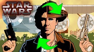 How Han SOLO and Indiana Jones meet - Star Wars Explained