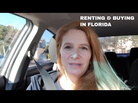 MOVING TO FLORIDA - COST OF HOMES - HOUSE HUNTING - GULF COAST