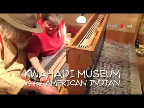 Makin' Trails w Tuck at the Kwahadi Museum of the American Indian | Amarillo, TX