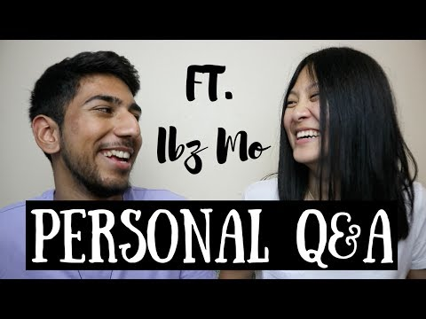 GET TO KNOW OXBRIDGE STUDENTS Q&A (FT. IBZ MO) | viola helen