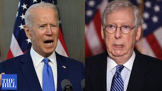 Mitch McConnell rips 'GLOBAL EMBARRASSMENT' of US withdrawal from Afghanistan