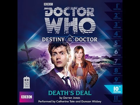 D.C. Wood reviews Destiny of the Doctor - #10. Death's Deal