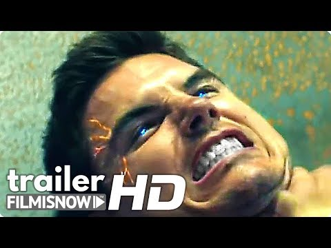 CODE 8 (2019) Trailer   Stephen Amell & Robbie Amell Sci-Fi Action Movie