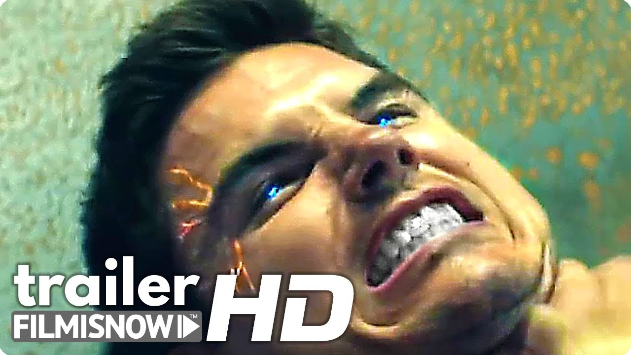 Code 8 2019 Trailer Stephen Amell Robbie Amell Sci Fi Action Movie Youtube