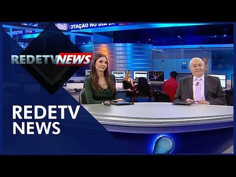RedeTV News 110919  Completo