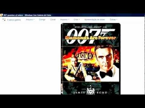 007 Diamonds Are Forever theme soundtrack [1978]