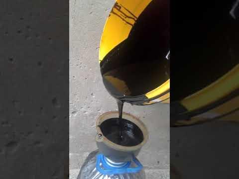 Эмульсии . Переработка нефтешламов
