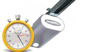 Скоростной привод для гаражных ворот Fast 750 DoorHan Россия(, 2014-09-11T06:14:25.000Z)