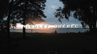 Gambar cover Airbnb | Nicolet Québec | Fleuve Saint Laurent | Week-End | Film | 4K