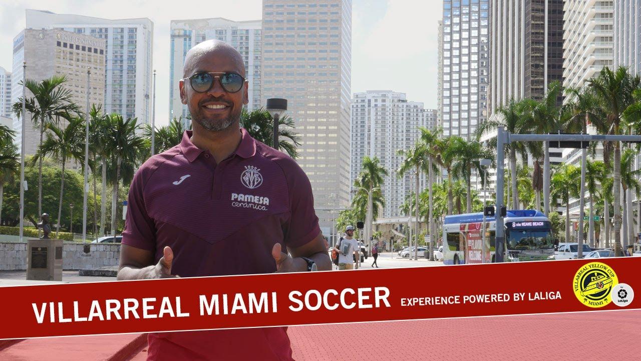 El Villarreal CF ya está en Miami