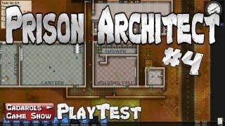 Prison Architect #04 Der Gefängnis Simulator und Manager deutsch HD