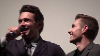 THE DISASTER ARTIST World Premiere Complete Intro/Q&A James Franco Tommy Wiseau Midnight Madness