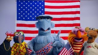 Happy Fourth of July From The Muppets! | The Muppets