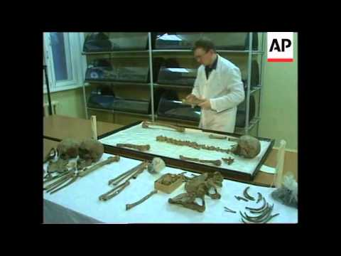 RUSSIA: BURIAL OF TSAR NICHOLAS II REMAINS: COMMISSION FINDINGS