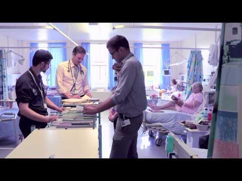 Nervecentre at Nottingham University Hospitals