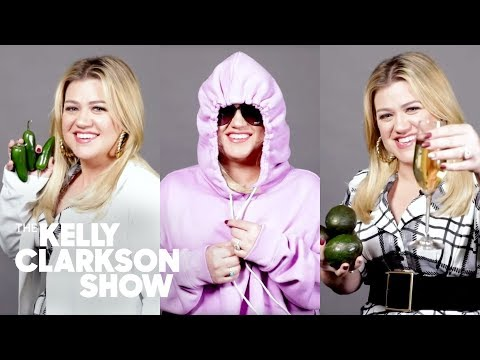 Ellen K Weekend Show - Kelly Clarkson Shares 5 Punny Halloween Costumes You Can Pull Off In Mins