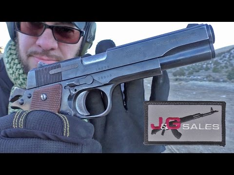 Star Super B Pistol from J&G Sales: The Spanish 1911