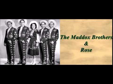 Hummingbird - The Maddox Brothers & Rose