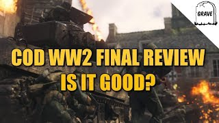 (PS4) Call of Duty WW2: Final Thoughts! Is It A Good Game?