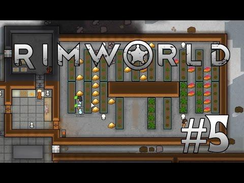 Rimworld Hospital Indoor Garden Done 5 YouTube