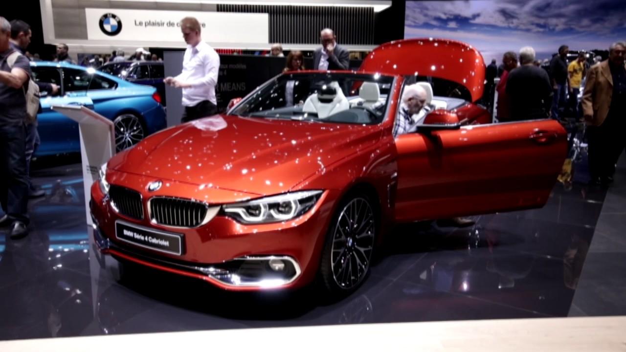 2018 Bmw 4 Series And 2017 M 550 Touring Geneva Motor Show Gims