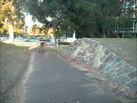 Good Times Perth Bmx Vid
