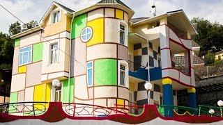 видео гостевые дома Крыма