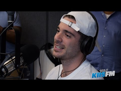 "Jon Bellion Talks ""All Time Low"" and His Love For Pixar at KIISFM"