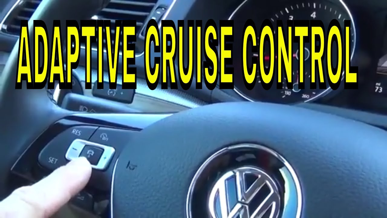 What is Adaptive Cruise Control (ACC) in the VW Passat?