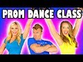 Dance Class with Margeaux Prom Date Dance Off from Pop Music High. Totally TV