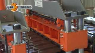 Линия для производства металлочерепицы(, 2012-11-24T10:44:43.000Z)