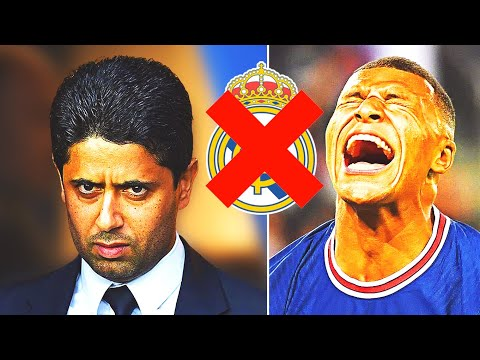 PSG IN RAGE BECAUSE OF MBAPPE and his possible TRANSFER TO REAL! Paris doesn't want to let Kylian go