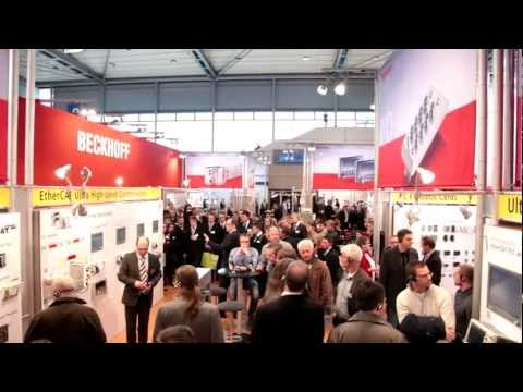 EN | Hannover Messe 2013, Day 2: Beckhoff Trade Show TV