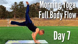 Day 7 - FULL Body Flow - 7 Day Morning Yoga Challenge