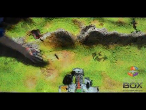 iSandBOX- AR Sandbox - Games (Skeletons and Dragons, Tanks)