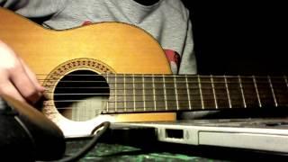 Tâm sự với người lạ guitar cover