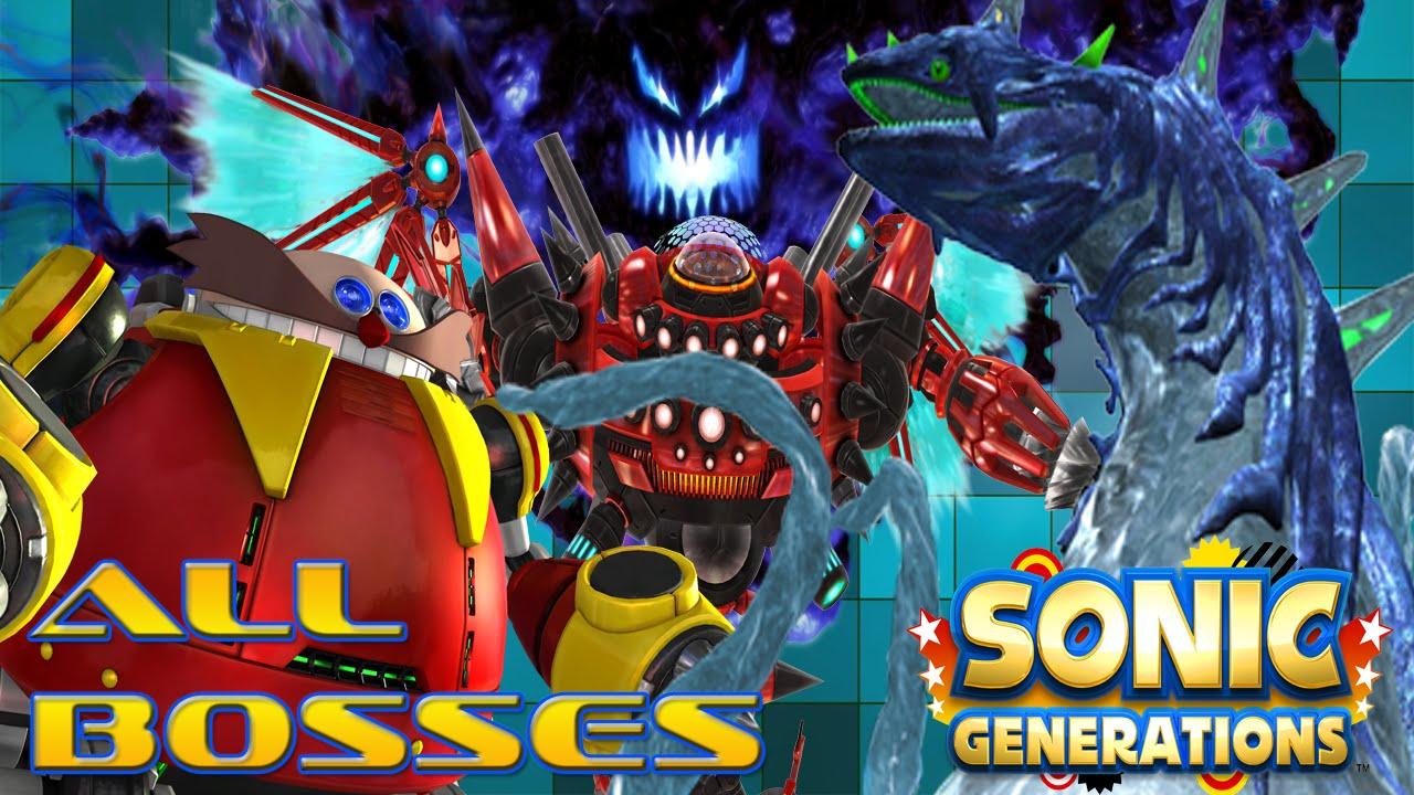 Let's Play Sonic Generations PS3 - Walkthrough Part 2 ...  |Sonic Generations 2 Player Mode