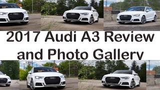 Audi A3 2017 Price, Pictures and Review | World Cars | Available as both a sedan and a convertible