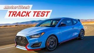 2019 Hyundai Veloster N | Track Test