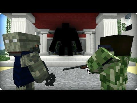 Что это было?! [ЧАСТЬ 16] Зомби апокалипсис в майнкрафт! - (Minecraft - Сериал)
