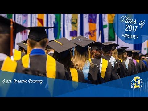 2017 Graduate Ceremony (5 p.m.)
