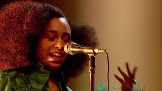 Celeste - Love is Back [Live on Graham Norton]