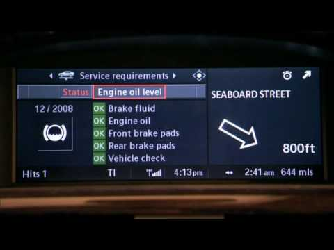 How To Check Bmw E90 Oil Level Youtube