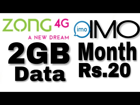Download How To Deactivate Imo Offer On Zong4g Without Code In 2019