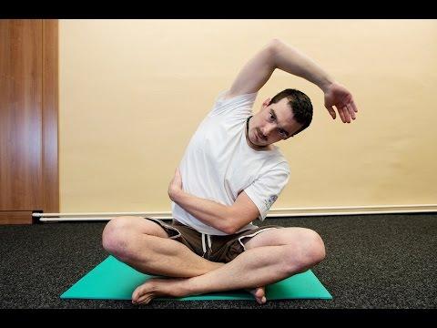Návod na zdraví: Strečink - jak správně protahovat svaly