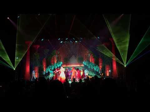 Joseph and the Amazing Technicolour Dreamcoat - Joe McElderry - Newcastle Metro Radio Arena | Live
