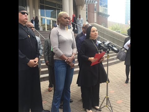 Houston Lawyers & Activists Demand The Removal Of Judge Michael McSpadden